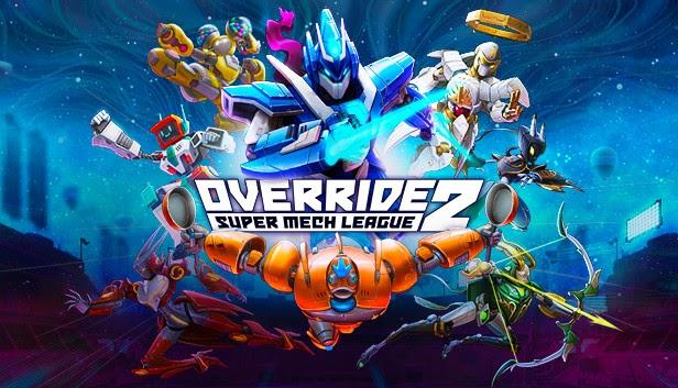 December game releases: Override 2: Super Mech League