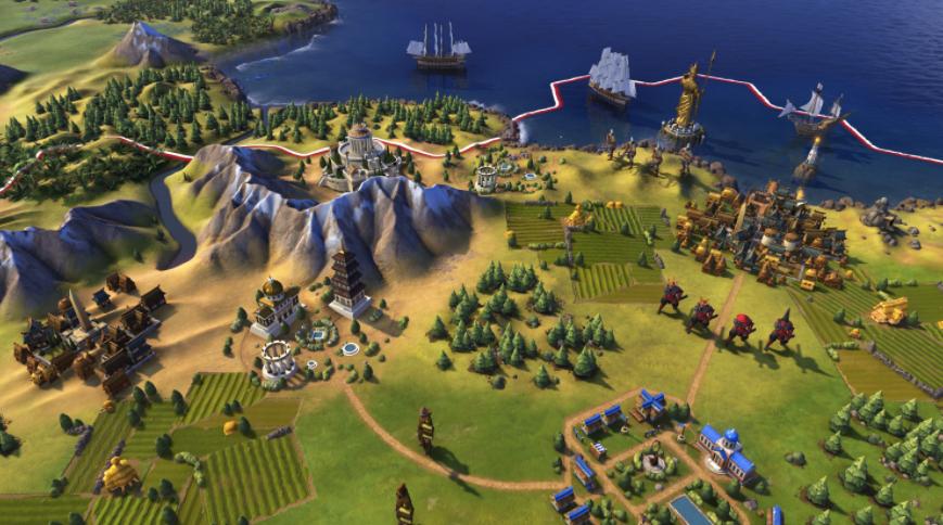civilization-6-units