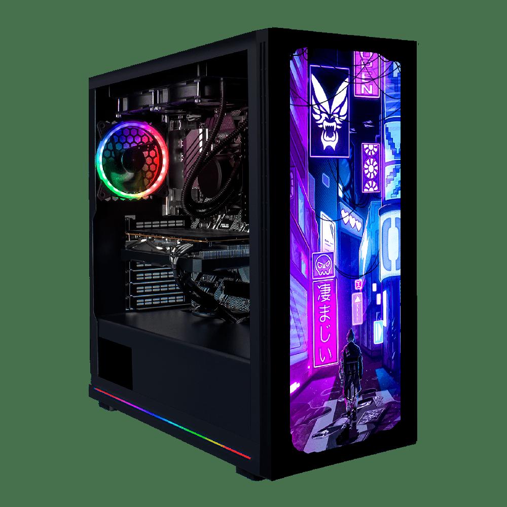 LUMINA CYBERPUNK GAMING PC BLACK FRIDAY SALE