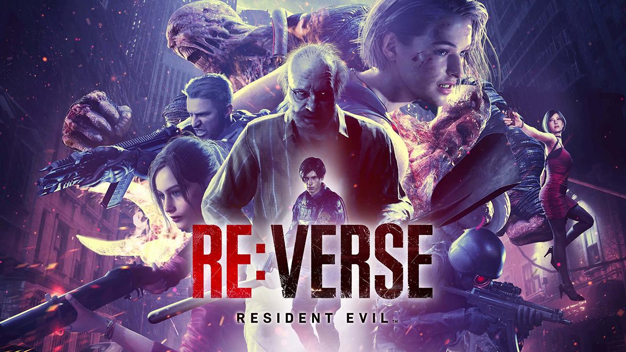 Resident Evil: Re:Verse (Image Credits: Capcom)