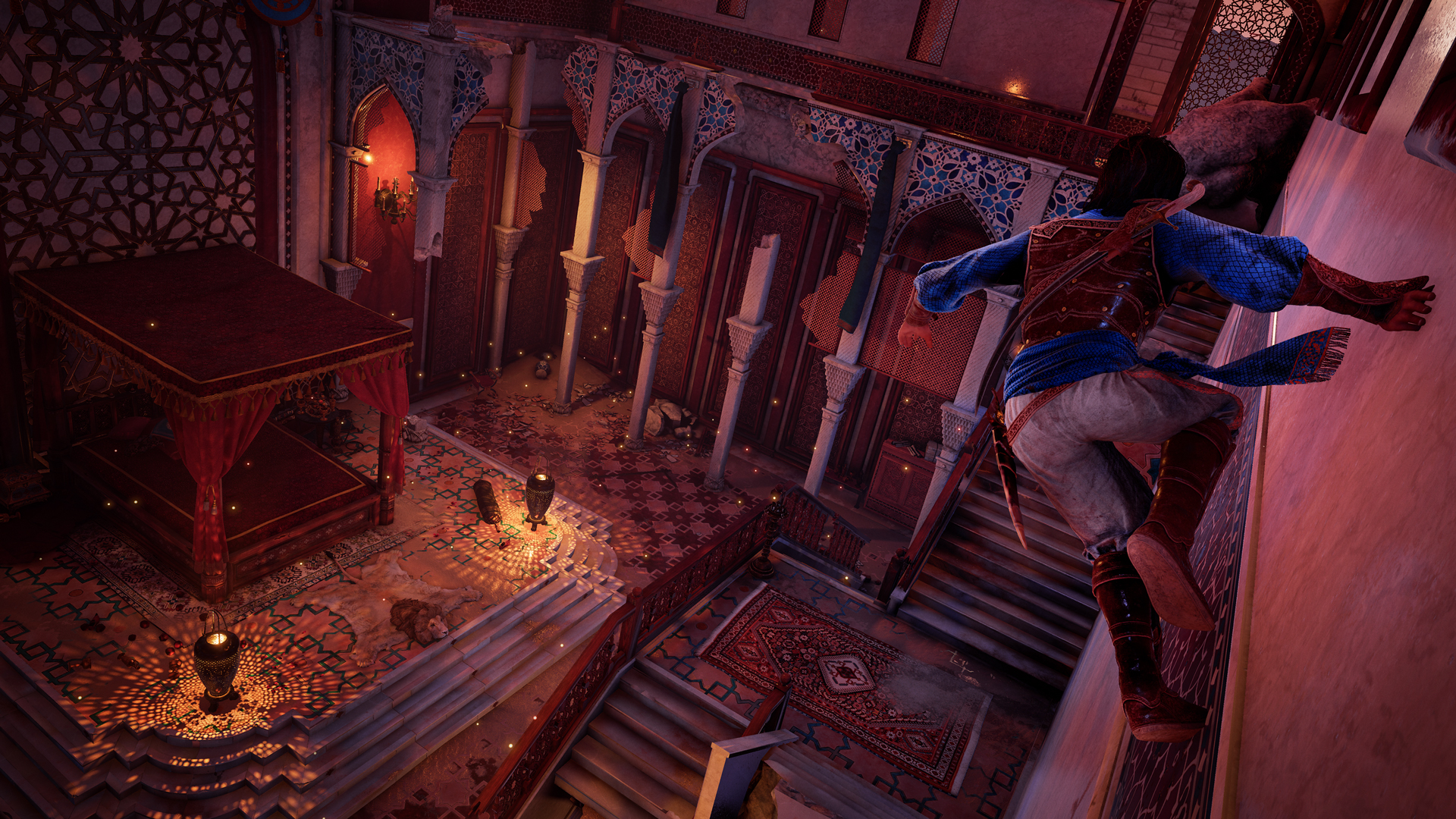 prince of persia sands of time remake graphical update, prince of persia sands of time graphics