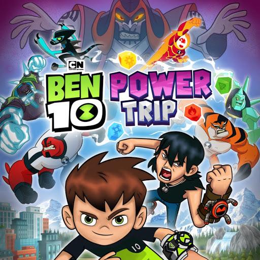 October game releases: Ben 10: Power Trip